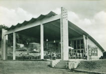 Pavillon Petersberg 1965